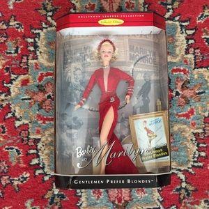 Mattel Other - 1997 Barbie Marilyn Monroe Gentleman Prefer Blonde